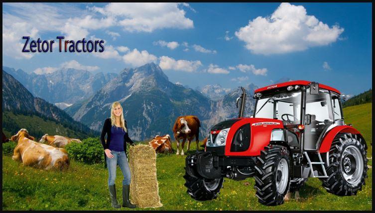 Zetor Tractors Prices