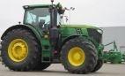 John Deere 6145M Tractor