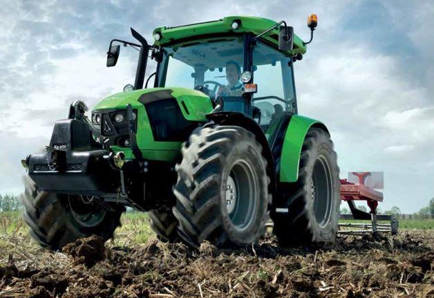 DEUTZ-FAHR 5115.4G Tractor Price
