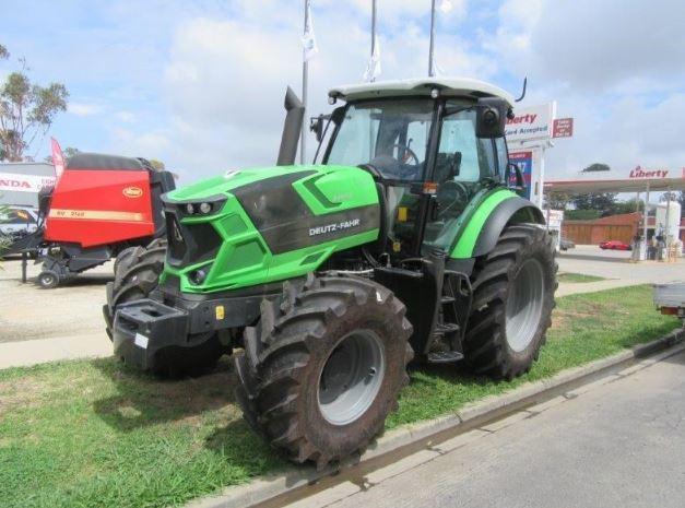 DEUTZ-FAHR 6155G Agrotron Tractor Price