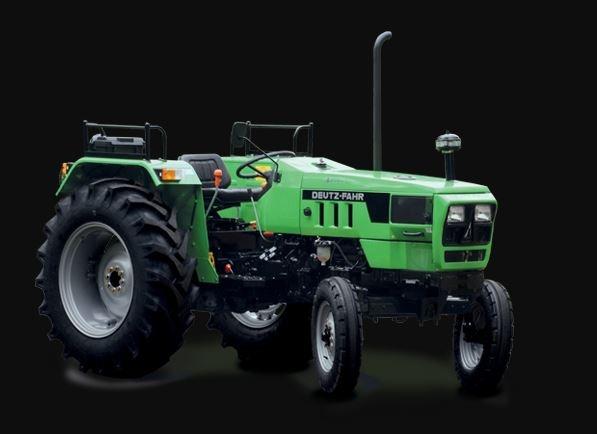 DEUTZ-FAHR Agromaxx 55 Tractor Price in India