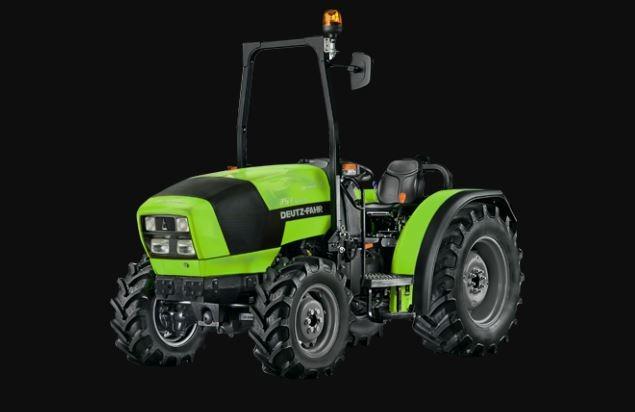 DEUTZ-FAHR Agroplus 75F Keyline Mini Tractor Price