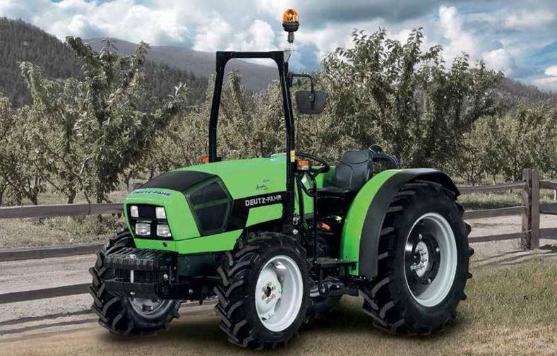 DEUTZ-FAHR Agroplus 75F Keyline Mini Tractor Specifications