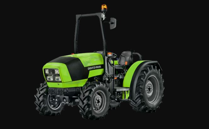DEUTZ-FAHR Agroplus 80.4F Keyline Mini Tractor Price
