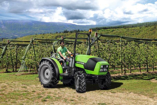 DEUTZ-FAHR Agroplus 80.4F Keyline Mini Tractor Specifications