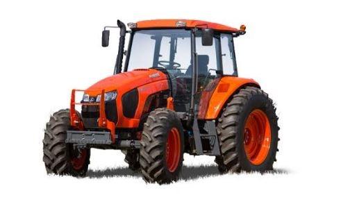 Kubota New M6S Series Tractor