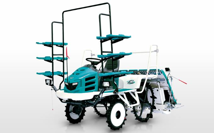 Kubota SPV-6MD Rice Transplanter Price Specs