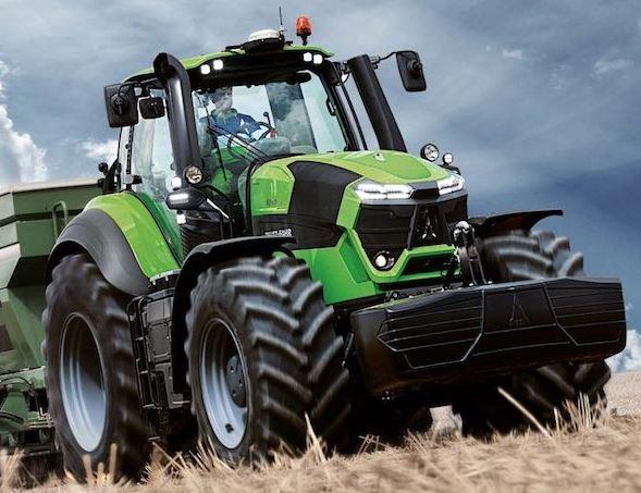 DEUTZ-FAHR 9290 TTV Agrotron Tractor Specs Prices