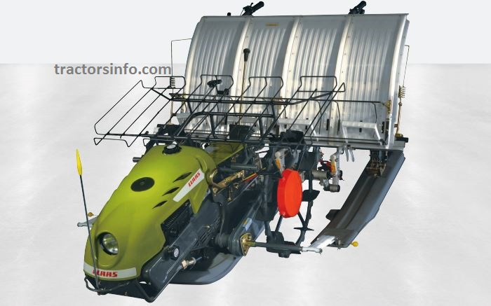CLAAS PADDY PANTHER 14 Rice Transplanter Price in India Specs Advantages