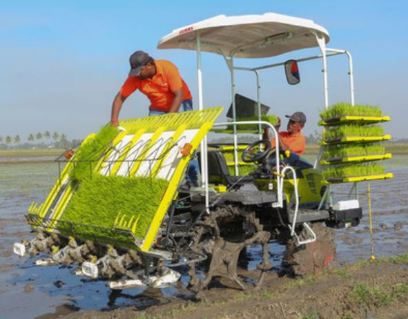 CLAAS PADDY PANTHER 26 Transplanter price in India