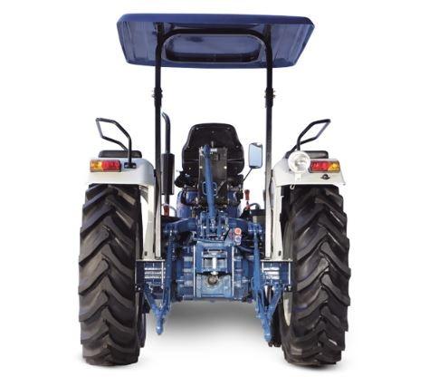 Digitrac 43i PP Tractor Price in India Specs
