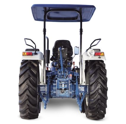 Digitrac PP 46i Tractor Specifications