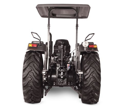 Digitrac PP 51i Tractor Specifications