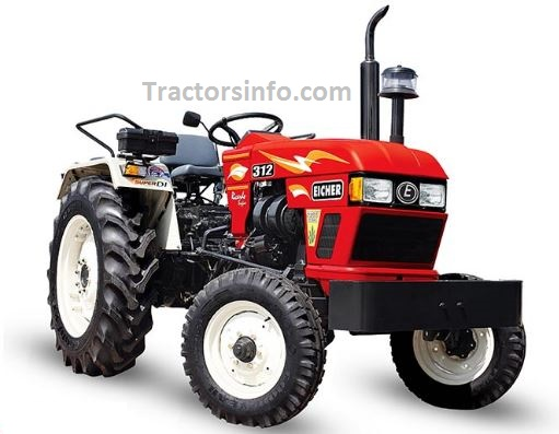 Eicher 312 Tractor Price in India Specs Features and Images