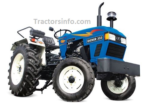 Eicher 333 Super Plus Tractor Price in India Specs Review & Features