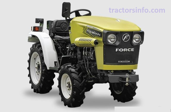 Force Abhiman Mini Tractor Price in India Specs Features & Images