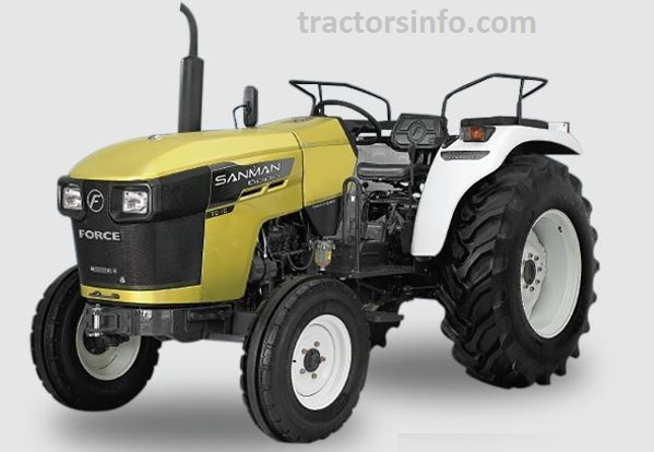 Force Sanman 6000 Tractor Price Specs