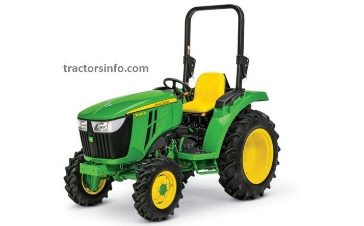 John Deere 3035D Compact Tractor Price Specs Review & Features