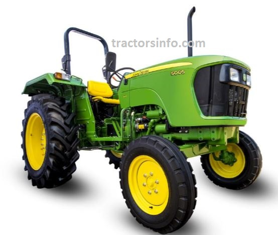 John Deere 5005 Tractor Price in India, Specs, Review, Overview