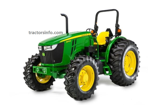 John Deere 5075M For Sale Price, Specification, Review, Overview