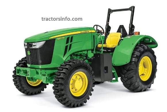 John Deere 5100ML Low-Profile Utility Tractor For Sale Price, Specification, Review, Overview