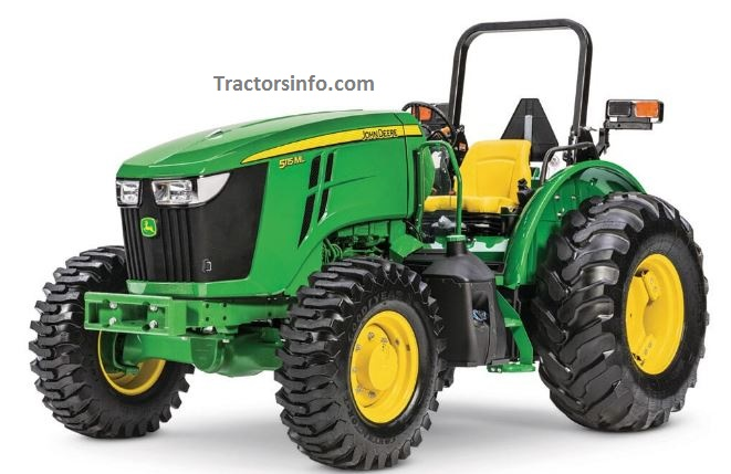 John Deere 5115ML Low-Profile Utility Tractor Price Specs Features