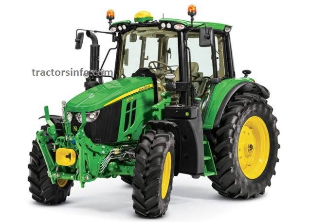 John Deere 6110M For Sale Price, Specs, Review, Overview