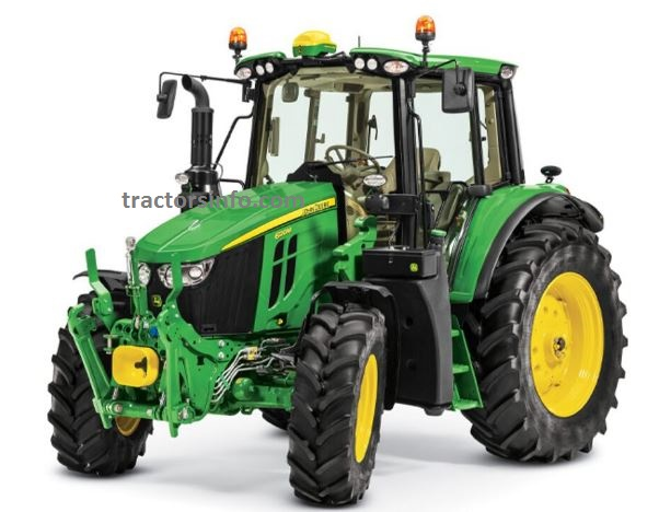 John Deere 6120M For Sale Price, Specs, Review, Overview