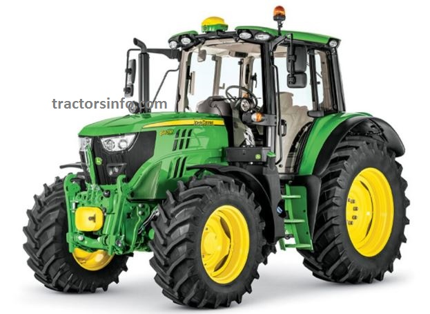 John Deere 6140M For Sale Price, Specs, Review, Overview