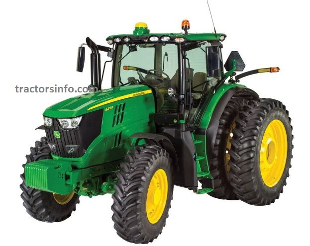 John Deere 6215R For Sale Price, Specs, Review, Overview