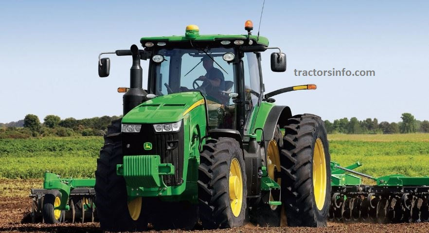 John Deere 8270R Tractor For Sale Price, Specification, Review, Overview