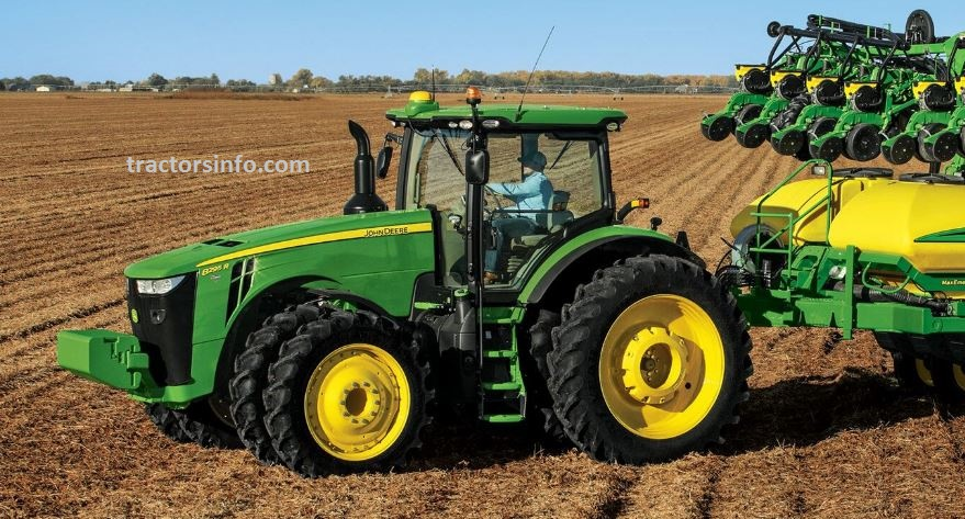 John Deere 8295R Tractor For Sale Price USA, Specs & Features