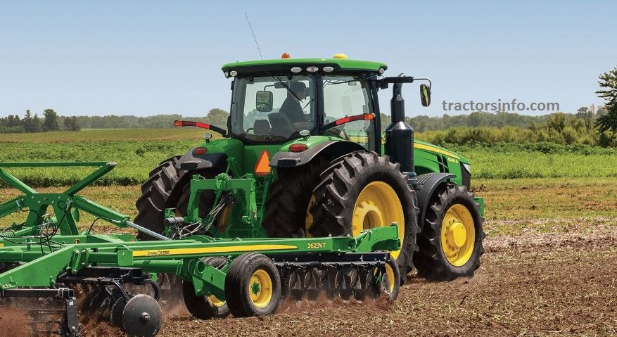 John Deere 8320R Tractor For Sale Price, Specification, Review, Overview
