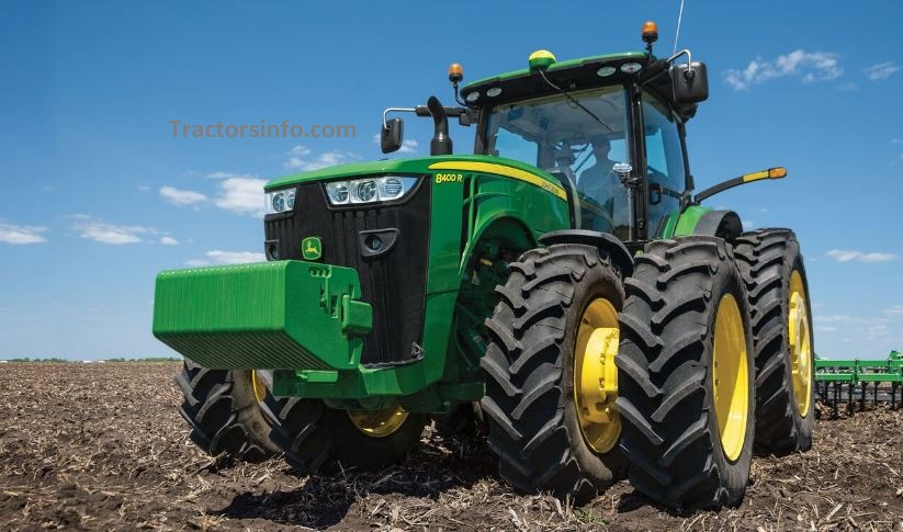 John Deere 8400R Wheel Tractor For Sale Price, Specification, Review, Overview