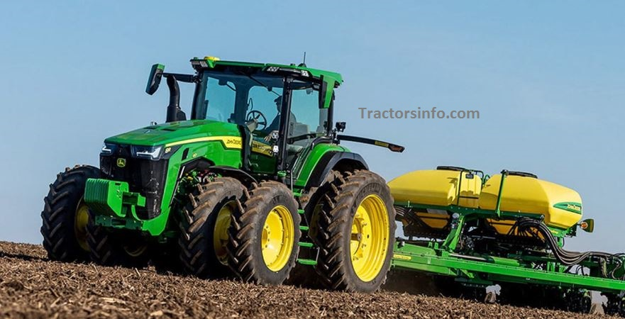 John Deere 8R 230 Tractor Price Specs Features Review & Images