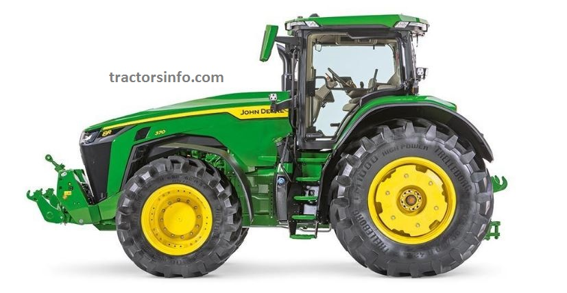 John Deere 8R 370 Tractor For Sale Price USA Specs & Features