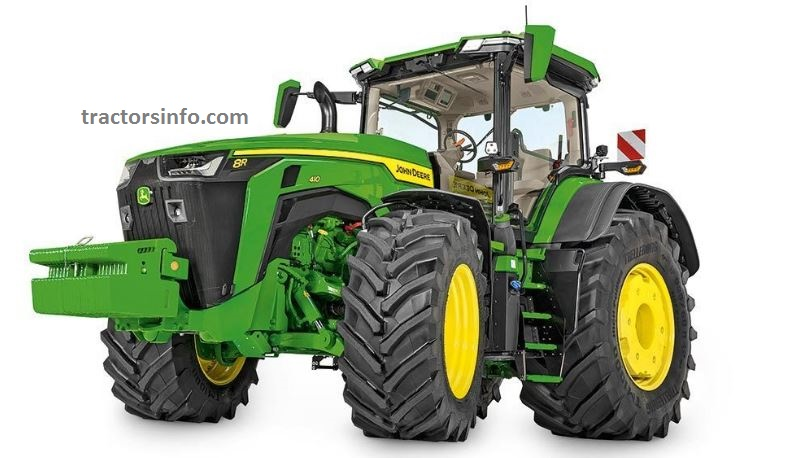 John Deere 8R 410 Tractor For Sale Price USA Specs & Features