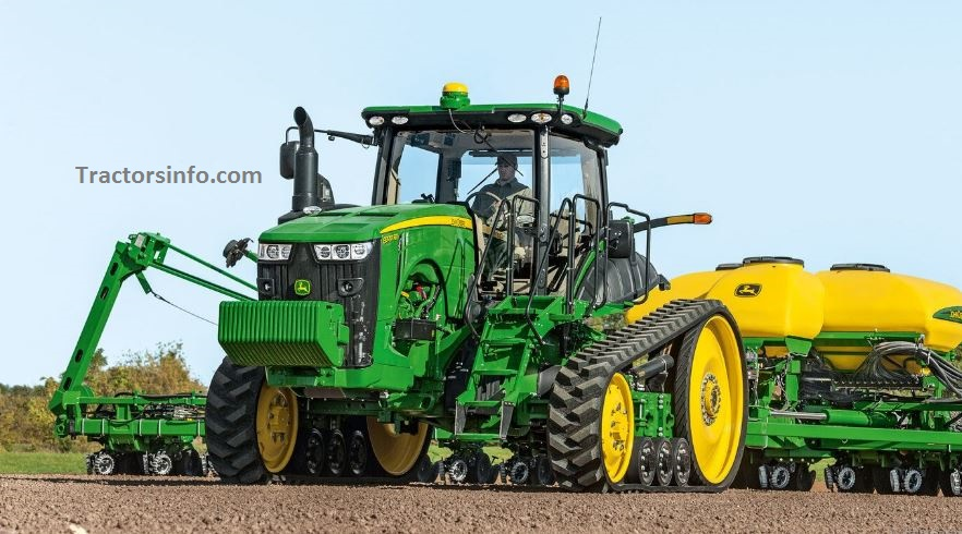 John Deere 8RT 340 Two-Track Tractor For Sale Price, Specification, Review, Overview