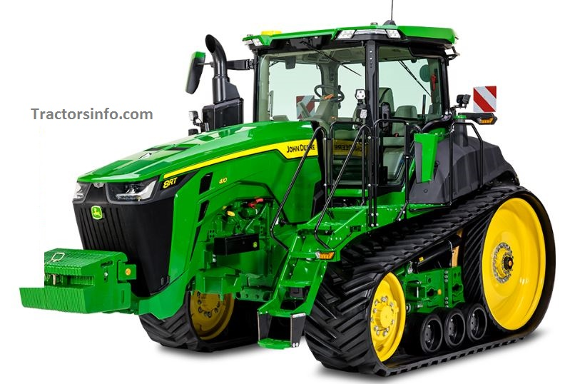 John Deere 8RT 410 Two-Track Tractor For Sale Price, Specs, Review, Overview