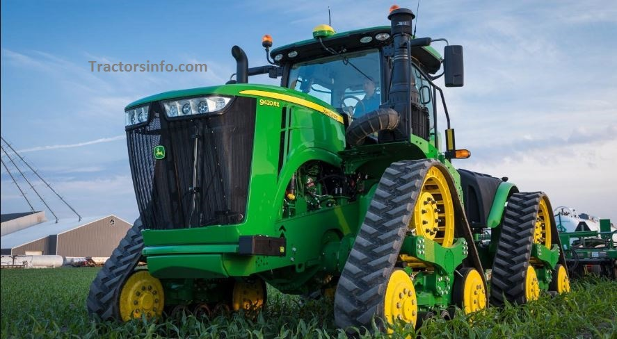 John Deere 9420RX Tractor Price, Specification, Review, Overview