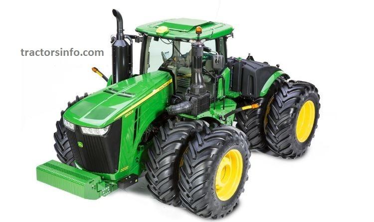 John Deere 9470R Scraper Special Tractor For Sale Price Specs & Features