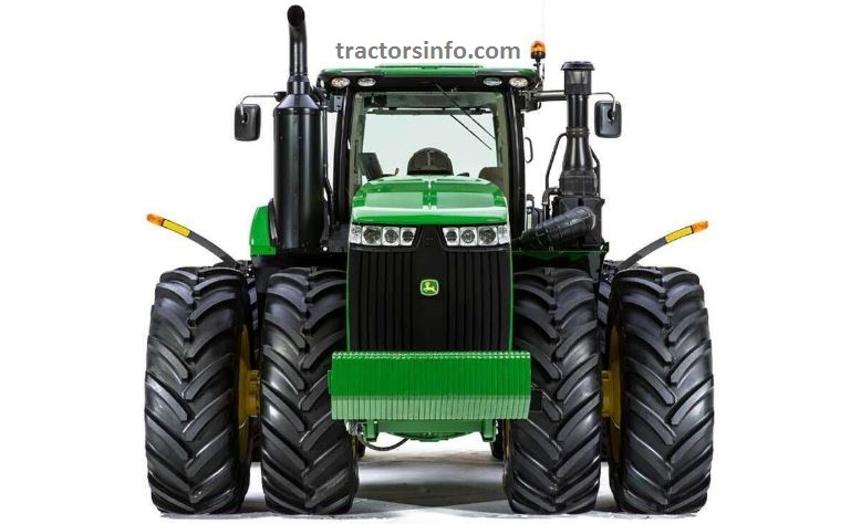 John Deere 9570R Scraper Special Tractor For Sale Price, Specification, Review, Overview