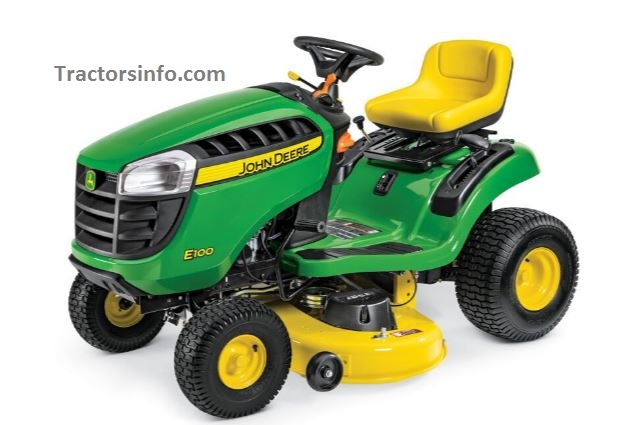 John Deere E100 For Sale Price, Specs, Review, Overview