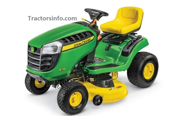 John Deere E110 For Sale Price, Specs, Review, Overview