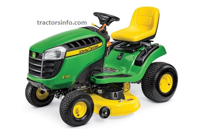 John Deere E120 For Sale Price, Specs, Oil Change, Review, Overview