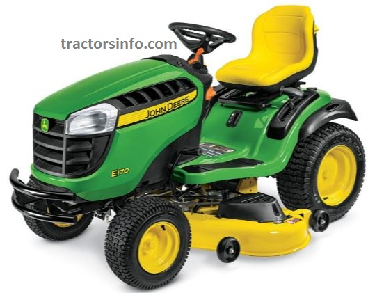 John Deere E170 For Sale Price, Specs, Oil Change, Review, Overview