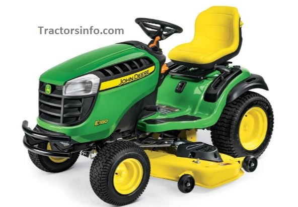 John Deere E180 For Sale Price, Specs, Oil Change, Review, Overview