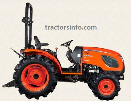 Kioti CK4010SE HST Tractor Price Specs Review Overview