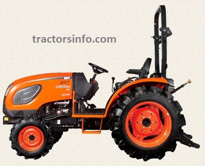 Kioti CK4010SE HST Tractor Specifications