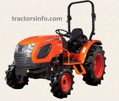 Kioti CK4010SE HST Tractor price in the USA